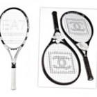 Racheta de tenis Emporio Armani