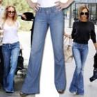 Trend alert: pantaloni evazati