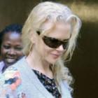 Nicole Kidman la plimbare cu Sunday Rose