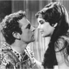 Elizabeth Taylor si Richard Burton