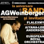 Concert AG Weinberger si invitatii