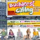 Bucharest calling