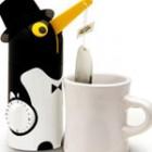 La ceai cu pinguinul