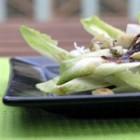 Salata cu andive, pere si nuci