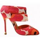 Pantofi Manolo Blahnik Marimekko