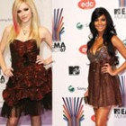 Covorul rosu la MTV Europe Music Awards