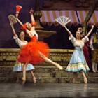 Baletul Operei danseaza la Madrid