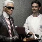 Prajitura festiva Karl Lagerfeld