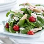 Salata cu rucola si ricotta