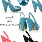 Pantofi Ash