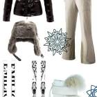 Outfit pentru ski