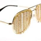 Weird Fashion: ochelari din lanturi