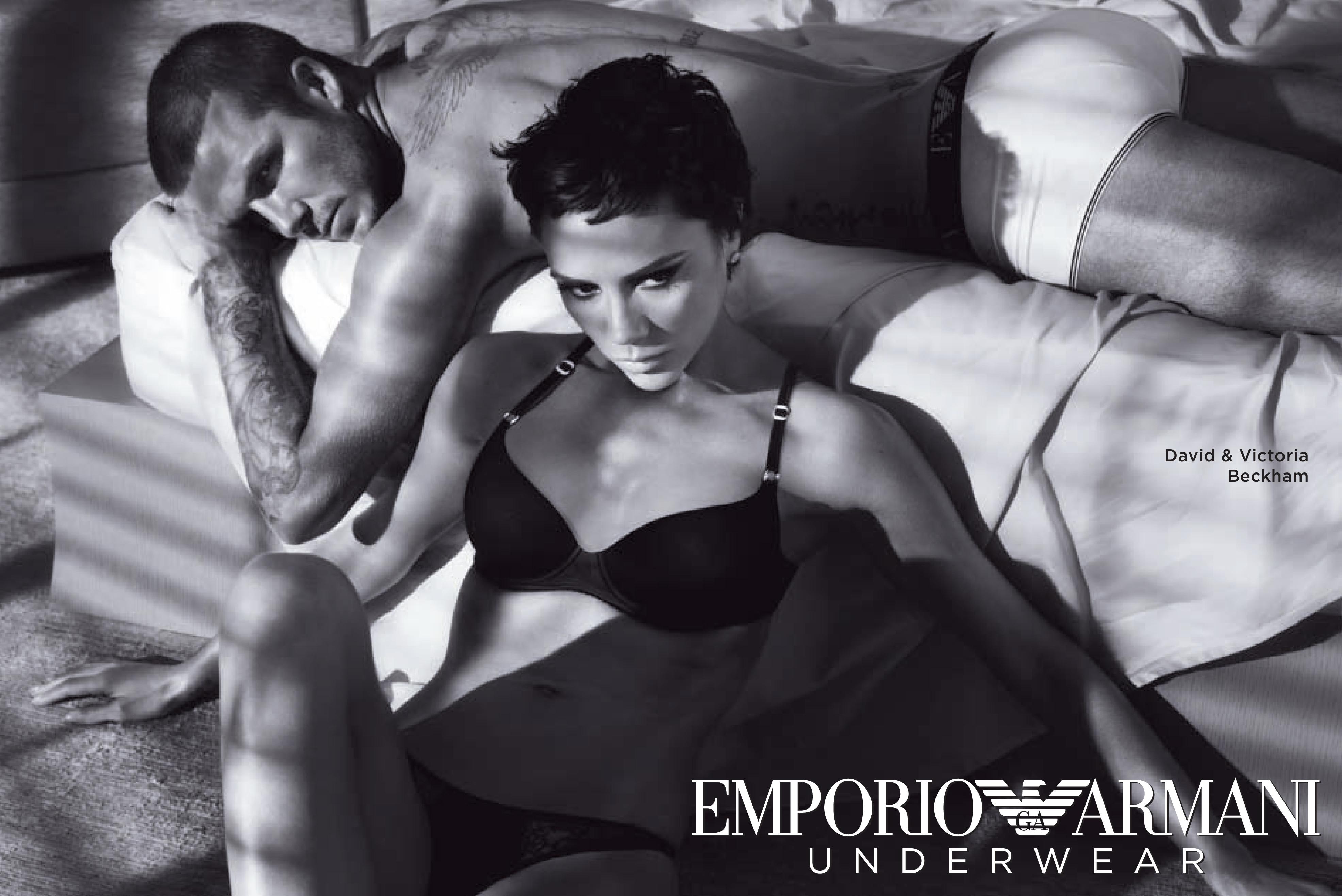 Emporio Armani Underwear, in Debenhams Romania