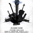 Concert Zgarie Nori in Parcul Artelor 2009