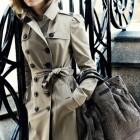 Emma Watson pentru Burberry