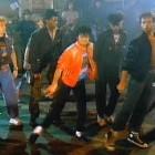 Street dance pentru Michael Jackson