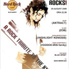 Tribut Michael Jackson la Hard Rock Cafe