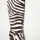 Trend alert: zebra
