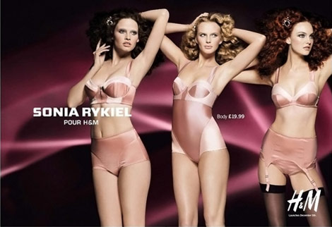 sonia-rykiel-h-m-lingerie-collection-ad
