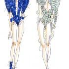 Giorgio Armani pentru Lady Gaga