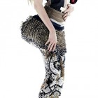 Weird fashion: pantaloni cu tepi