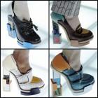 Weird shoes: Balenciaga Fall 2010