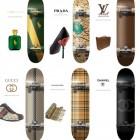 Skateboard-uri Haute Couture