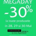 Megaday shopping!