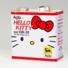 Hello Kitty merge la Agip