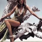 Kate Moss castaway