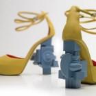 Weird fashion: pantofi Liza Fredrika Åslund