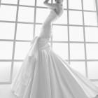 """Rosa Clar탡 – rochia de mireasí""""Æ' a visurilor tale"""