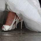 Flori si Louboutin! Chic and trendy!