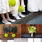 Stil si culoare: verde