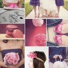 Detalii roz pentru nunta ta