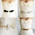 Curea pentru rochia de mireasa