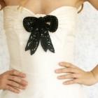 Fundite stralucitoare pentru rochita ta