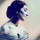 Vintage Glam: Maria Callas