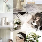 Culori de nunta: alb