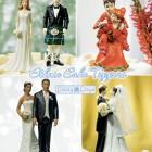 Figurine amuzante pentru nunta ta
