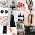 Culori de nunta: champagne