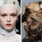 Hair-style Dolce and Gabbana